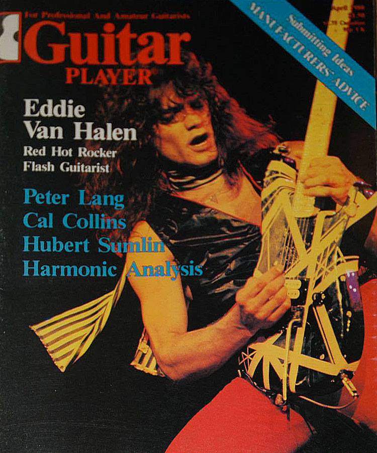 a7398f56c6 Van Halen - 1980 - Interview Eddie Van Halen w Jas Obrecht