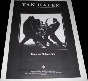 1980 Album Ad