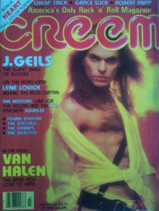 1980 Creem Magazine