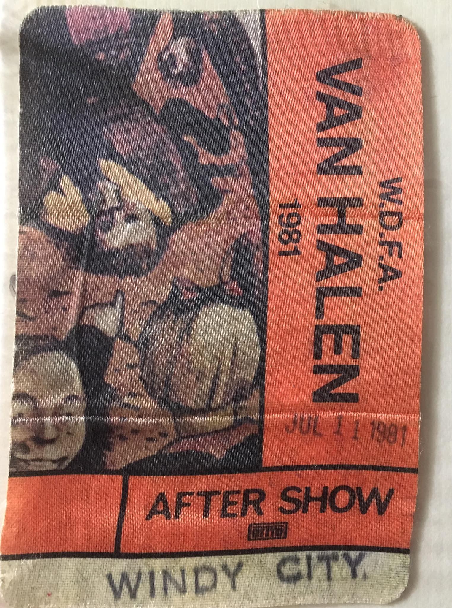 7/11/1981 Pass