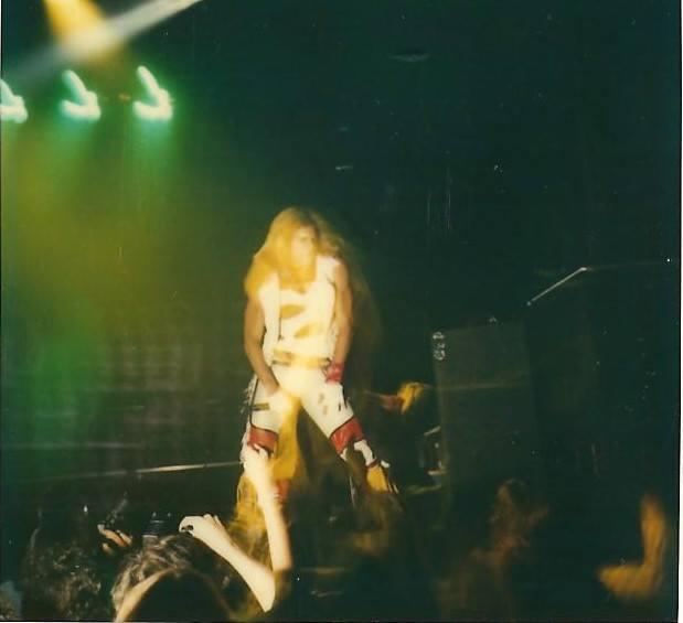Van Halen - 1981 - NYC, NY @ Madison Square Garden