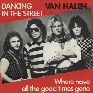1982 Dancing In The Street (single)