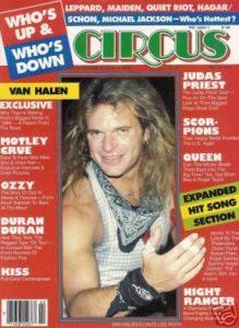 1984: May 31 Circus magazine