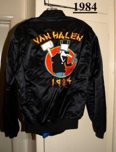 1984 Tour Jacket