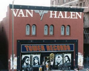 1984: Tower Records