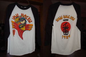 1984 : Samurai Jersey