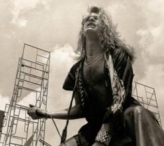 1978 – Van Halen at Mississippi River Jam (Photos)