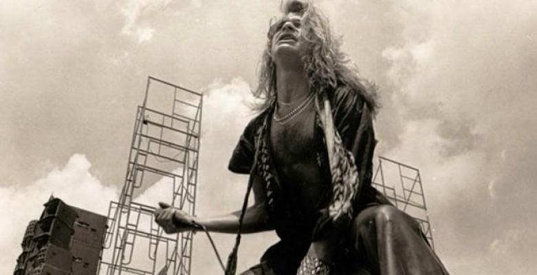 Van Halen - 1978 – Van Halen at Mississippi River Jam (Photos)