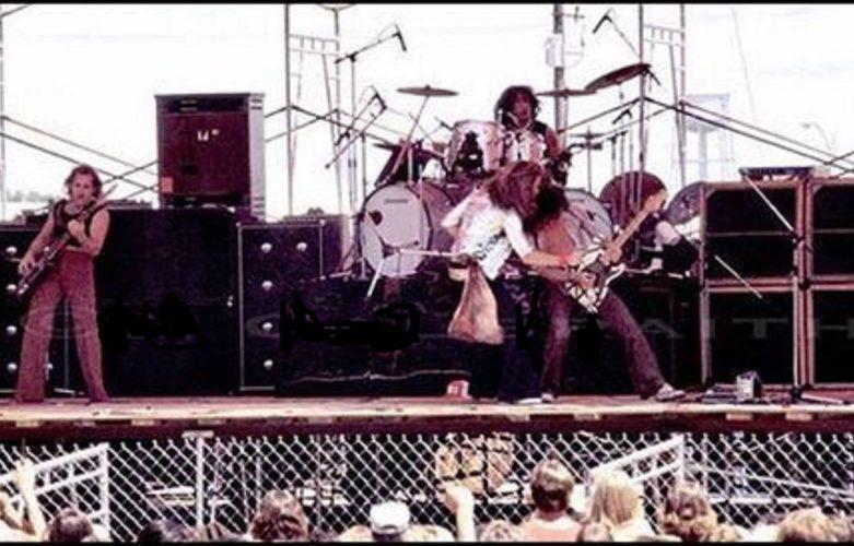 Van Halen - 1978 – Oklahoma Jam