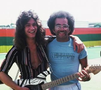 1978 – Interview: Eddie with Steven Rosen