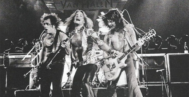 Van Halen - 1978 – Newcastle, England @ City Hall