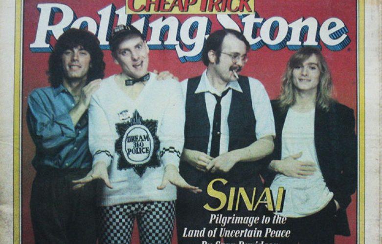 Van Halen - 1979 – Rolling Stone Article (June 14)