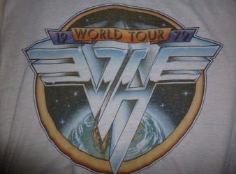 1979 Tour Dates