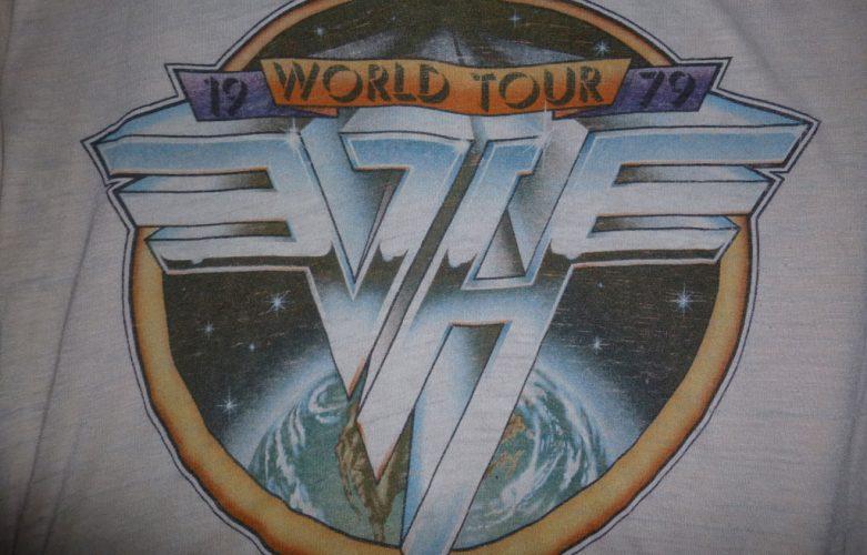 Van Halen - 1979 Tour Dates – World Vacation Tour