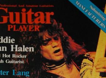 1980 – Interview Eddie Van Halen w Jas Obrecht