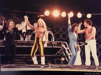 1980 – Pinkpop Geleen, Netherlands