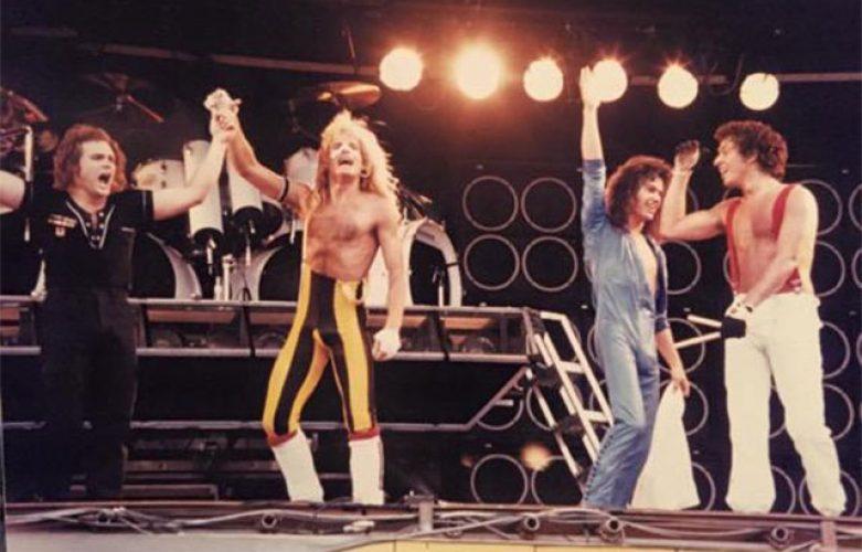 Van Halen - 1980 – Pinkpop Geleen, Netherlands