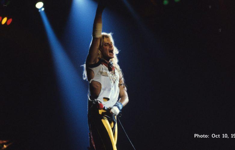 Van Halen - 1980 – Oakland, CA @ Oakland Arena