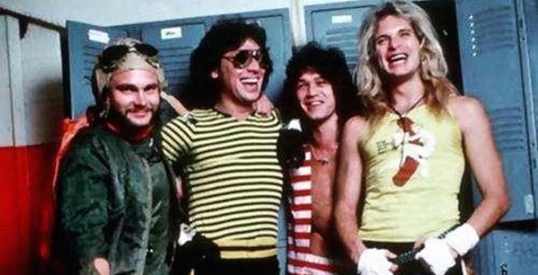 Van Halen - 1981 – Halifax, Nova Scotia (Photos)