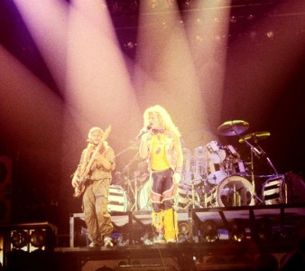 1981 – Oakland, CA @ Oakland Arena