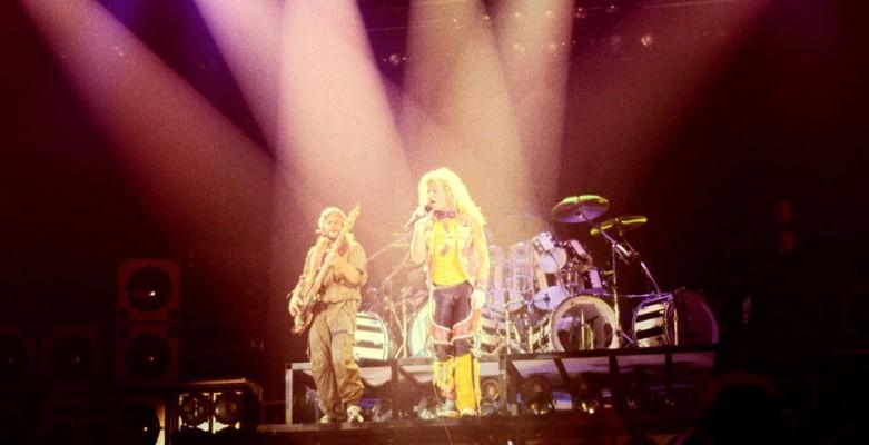 Van Halen Live Oakland 1981 - Full Concert (audio bootleg)