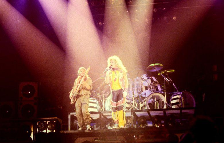 Van Halen - 1981 – Oakland, CA @ Oakland Arena