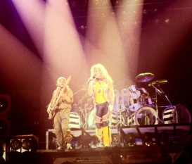 1981 – Oakland, CA @ Oakland Coliseum