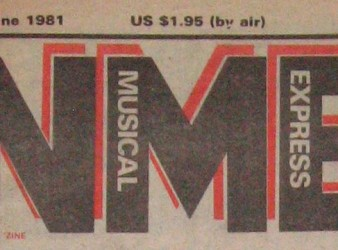 1981 Fair Warning Review: NME