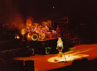 1981 – Los Angeles, CA @ LA Sports Arena