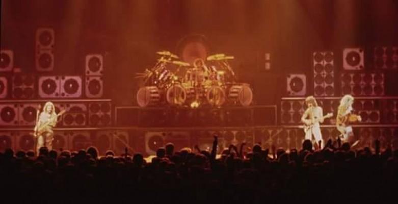 Van Halen - 1981 – Greensboro, NC @ Greensboro Coliseum
