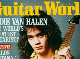 1981 Interview: Eddie Guitar Player Magazine