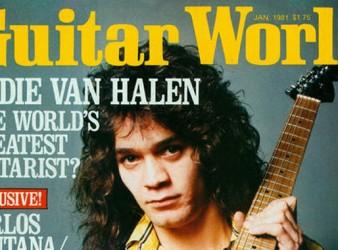 1981 Interview: Eddie Guitar World Magazine