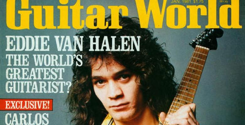 Van Halen - 1981 Interview: Eddie Guitar Player Magazine