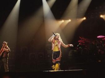 1981 – Phoenix, AZ @ Veterans Memorial Coliseum