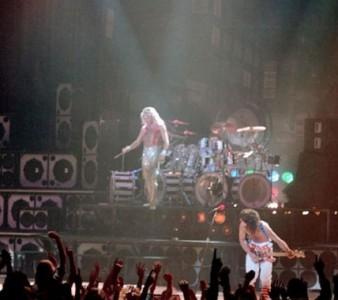 1981 – Greensboro, NC @ Greensboro Coliseum