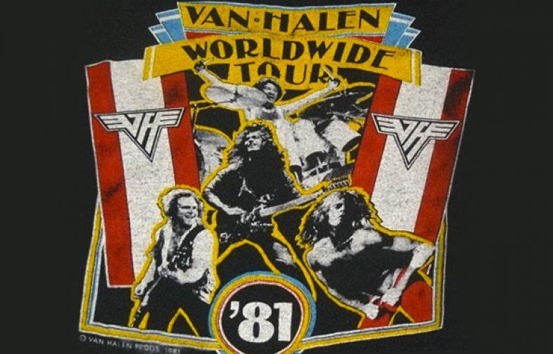 Van Halen - 1981 – Tour Dates – Fair Warning Tour