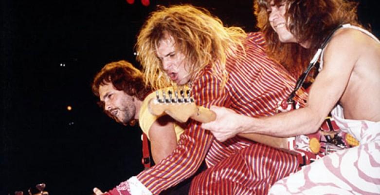 Van Halen - 1982 – Fresno, CA @ Selland Arena