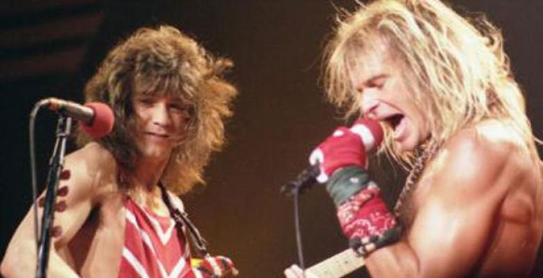 Van Halen - 1982 – Dallas, TX @ Reunion Arena