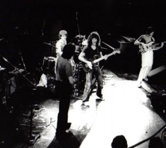 1982 – Hollywood, CA @ Roxy Theater (Eddie w Allan Holdsworth)