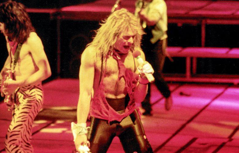 Van Halen - 1984 – Providence, RI @ The Providence Civic Center (St. Paddy's Day)