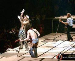 3/20/1984 Van Halen live @ the Philly Spectrum
