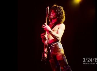 1984 – New Haven, CT @ Veterans Memorial Coliseum