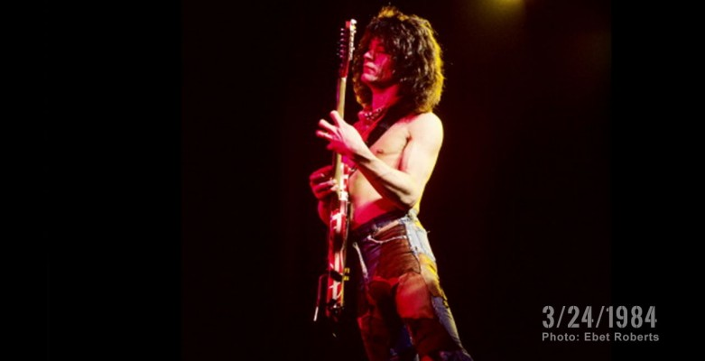 Van Halen - 1984 – New Haven, CT @ Veterans Memorial Coliseum