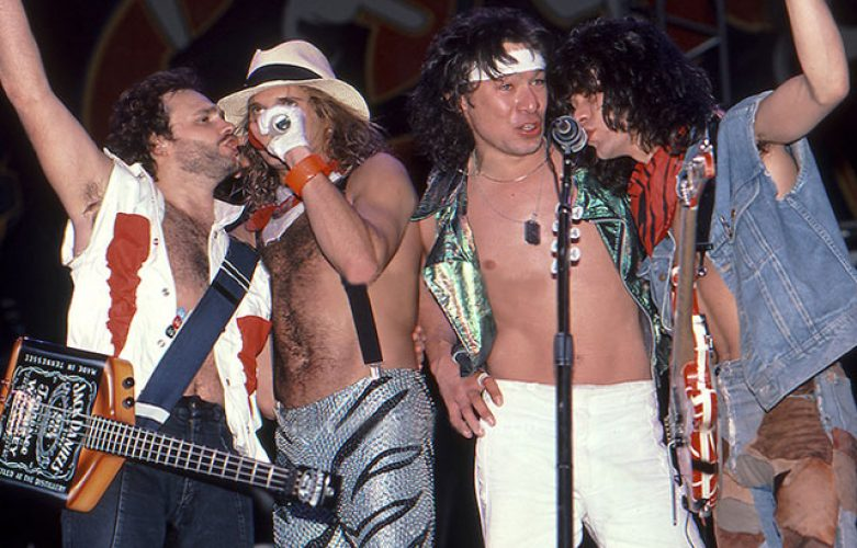 Van Halen - 1984 – New York, NY @ Madison Square Garden