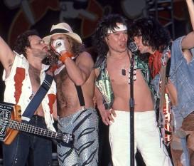 1984 – New York, NY @ Madison Square Garden