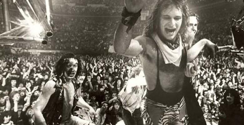 Van Halen - 1984 – Detroit, MI @ Cobo Hall