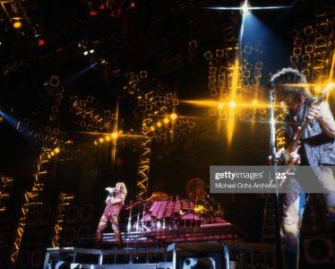 4/21/1984 Van Halen in Quebec, CAN
