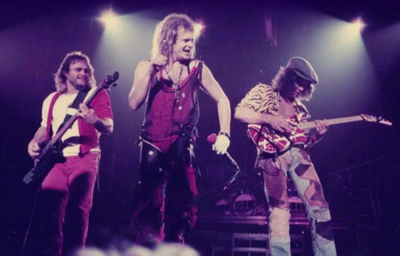 Van Halen - 1984 – Inglewood, CA @ The Forum