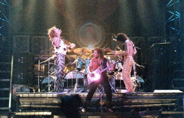 Van Halen - 1984 – San Diego, CA @ San Diego Sports Arena