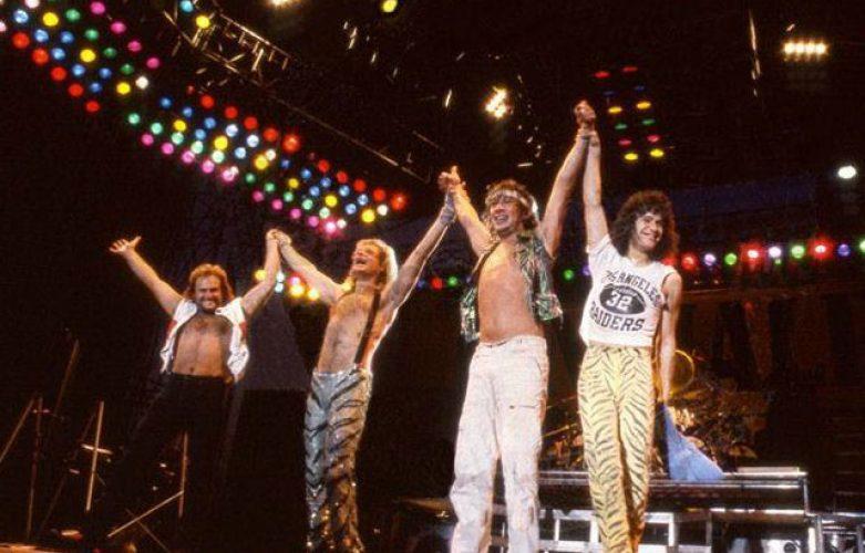Van Halen - 1984 – Monsters Of Rock England @ Castle Donington
